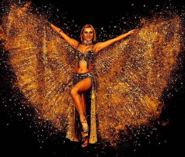Orientální tanec jako balíček 5 v 1 – umění, sport, meditace, rituál, zábava