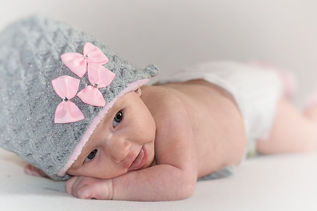 miminko holčička