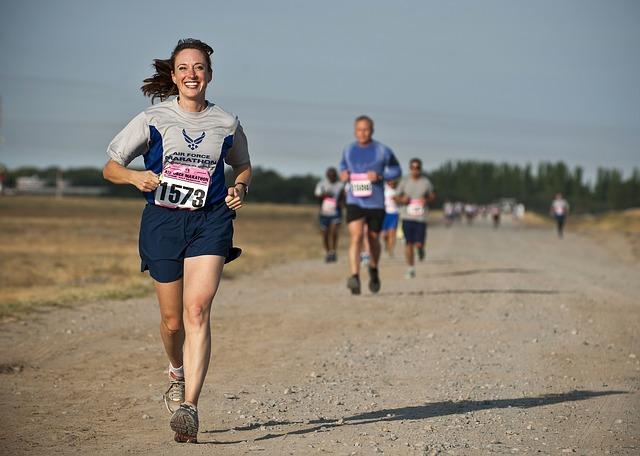 závod v běhu