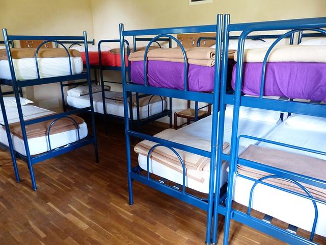 mládežnická ubytovna