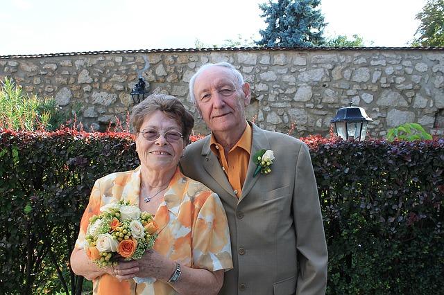 foto seniorů