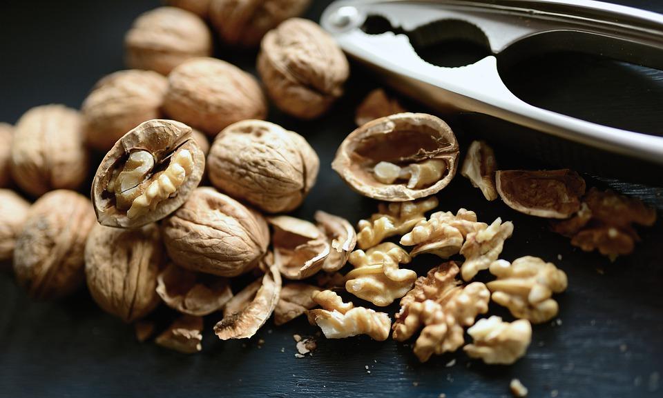 Zdravý pamlsek – vlašský ořech